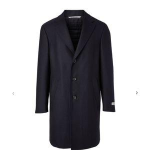 Holt Renfrew 💯% Wool Overcoat